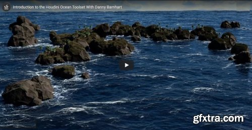 The Gnomon Workshop - Introduction To The Houdini Ocean Toolset