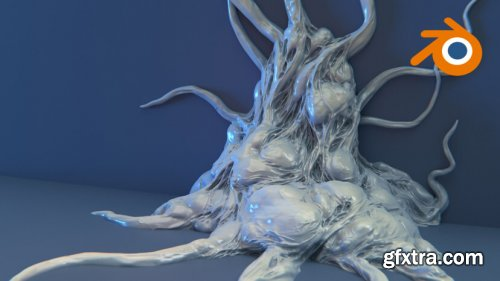 Artstation – Organic Sculpting in Blender by Rico Cilliers