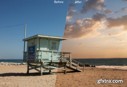 Skylum - California Sunsets for Luminar (Win/Mac)