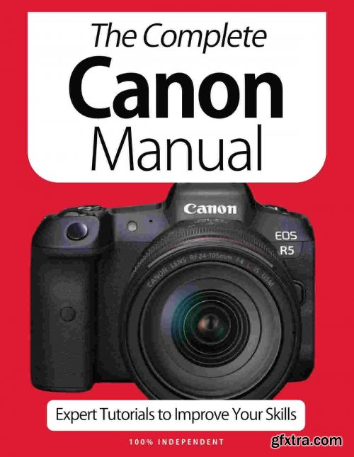 The Complete Canon Manual - 9th Edition 2021