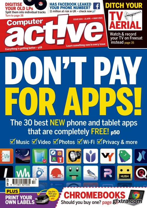 Computeractive - Issue 604, April 21, 2021
