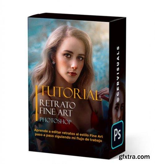 Gervisuals - Fine Art portrait editing in Photoshop