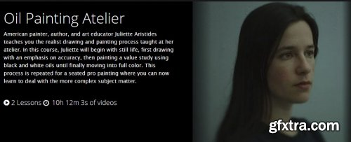 New Masters Academy - Oil Painting Atelier - Juliette Aristides