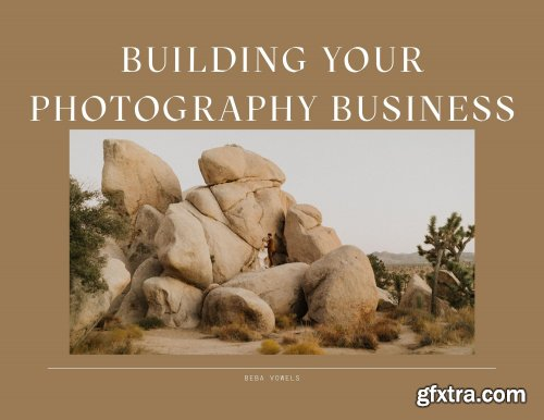 Beba Vowels - Building Your Photography Business