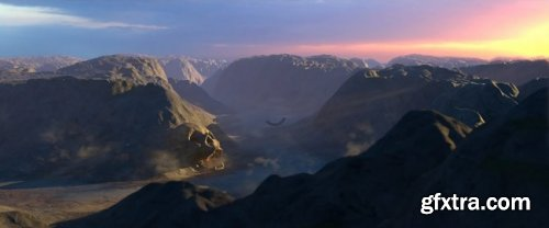 The Gnomon Workshop - 3D Landscapes with Houdini and Clarisse