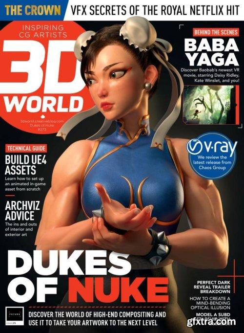 3D World UK - June 2021