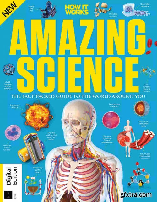 How It Works Book of Amazing Science - 4th Edition, 2021