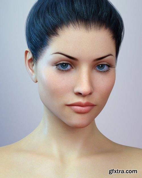 Dhalia For Genesis 8 Female