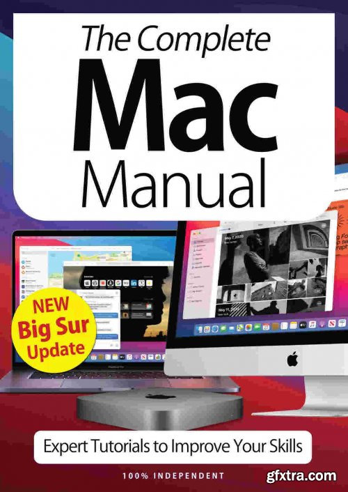 The Complete Mac Manual - 9th Edition 2021