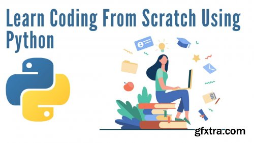 Learn Coding from Scratch using Python