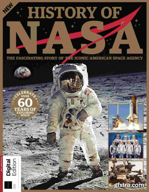 All About History: History of NASA - 4th Edition, 2021