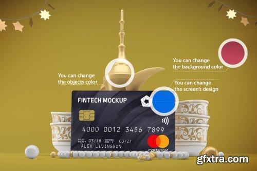 Eid Credit Card