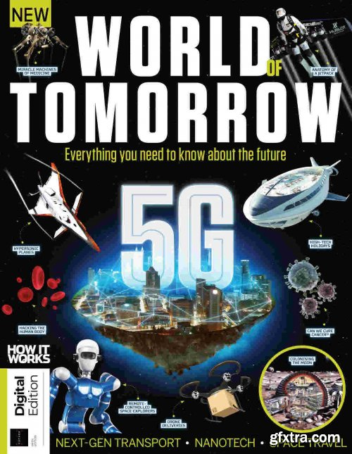 How It Works: World of Tomorrow - 5th Edition, 2021