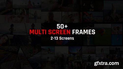 Multi Screen Frames Pack 883589
