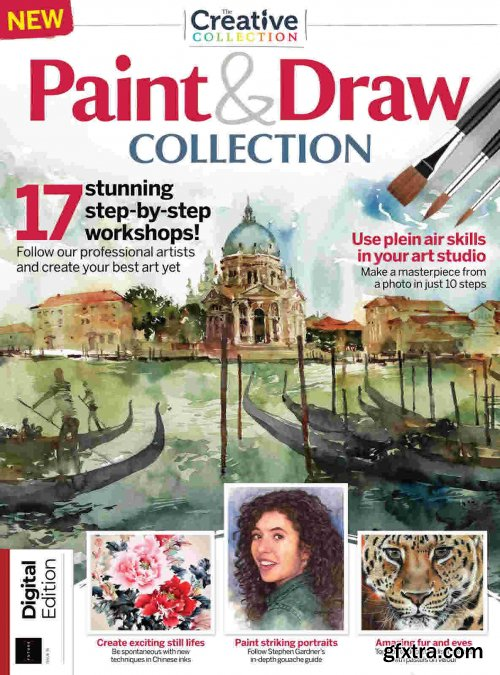 The Creative Collection: Paint & Draw Collection - Issue 16, 2021