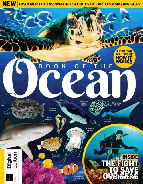 How It Works: Book Of The Oceans - First Edition, 2021