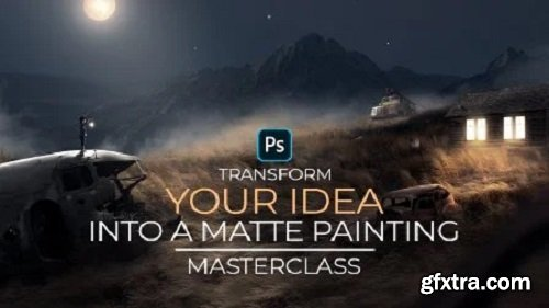 Matte Painting Compositing in Photoshop Made Easy