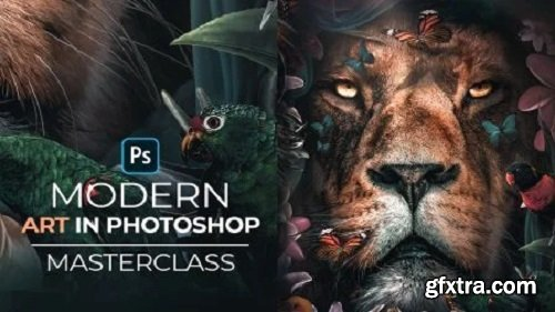 Create Contemporary Art with Photoshop