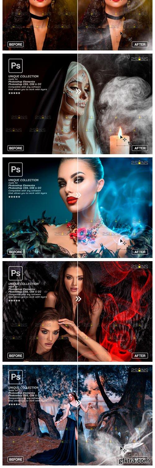 Photoshop Overlay: Fog Overlay 8561259