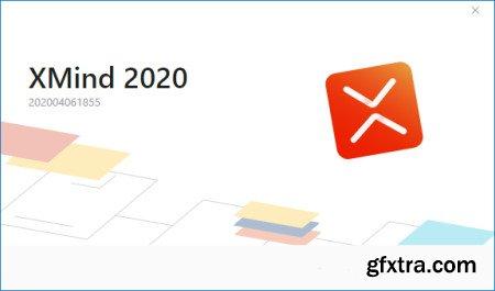 XMind  2020 10.3.1 Build 202101070032 (x64)  Multilingual