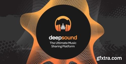 CodeCanyon - DeepSound v1.3.4 - The Ultimate PHP Music Sharing Platform - 23609470 - NULLED