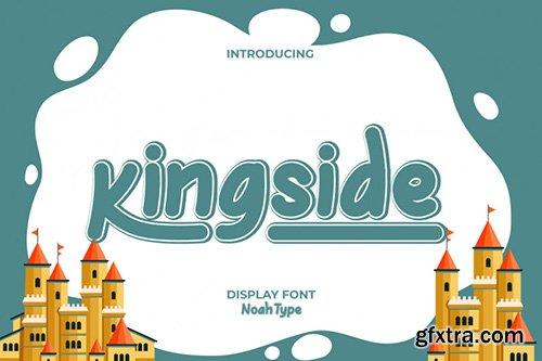Kingside Font