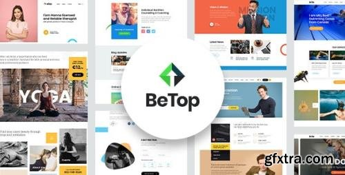 ThemeForest - BeTop v1.1.0 - Coaching & Speaker WordPress Theme - 23146280 - NULLED