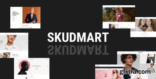 ThemeForest - Skudmart v1.1.4 - Clean, Minimal WooCommerce Theme - 24639835