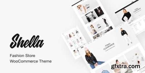 ThemeForest - Shella v1.0.8 - Fashion Store WooCommerce Theme - 23661366