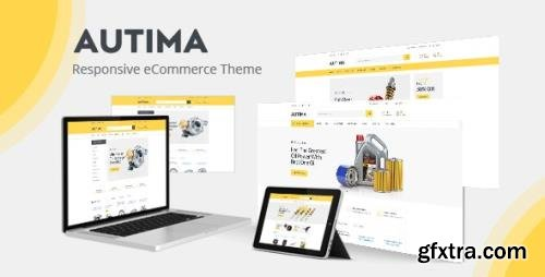ThemeForest - Autima v1.0.8 - Car Accessories Theme for WooCommerce WordPress - 24911131
