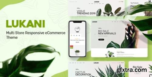 ThemeForest - Lukani v1.1.0 - Plant Store Theme for WooCommerce WordPress - 24214242