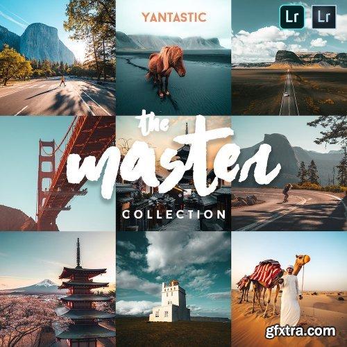 Peter Yan Studio - Yantastic Master Collection Desktop & Mobile Presets