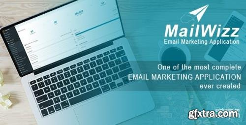 CodeCanyon - MailWizz v1.9.31 - Email Marketing Application - 6122150 - NULLED