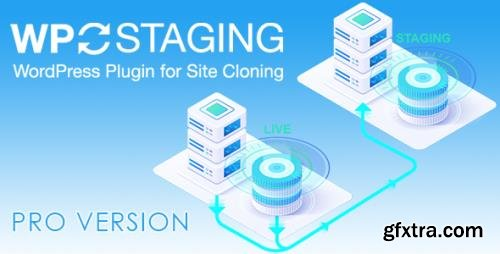 WP Staging Pro v3.2.5 - WordPress Plugin For Site Cloning - NULLED