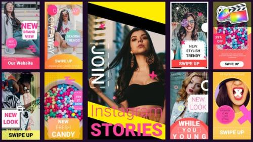 Videohive - Instagram Stories | FCPX