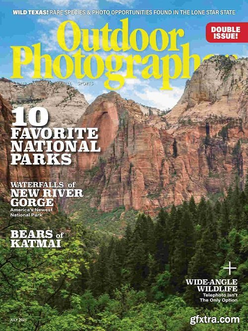 Outdoor Photographer - July 2021