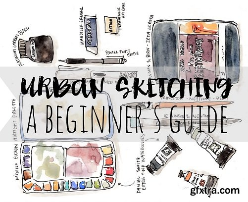 Urban Sketching   A Beginner\'s Guide