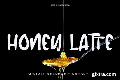 Honey Latte Font