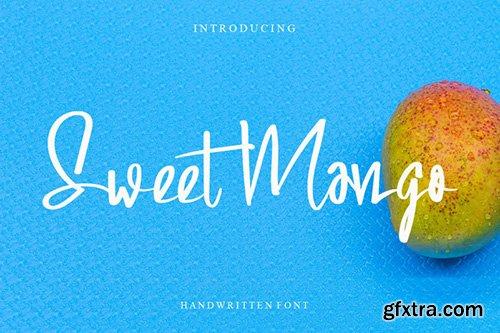 Sweet Mango Font