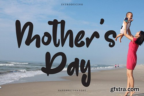 Mothers Day Font