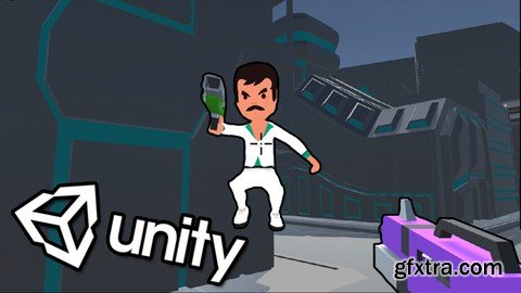 Learn To Create An Online Multiplayer Game In Unity