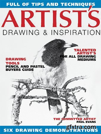 Artists Drawing & Inspiration - Issue 41, 2021