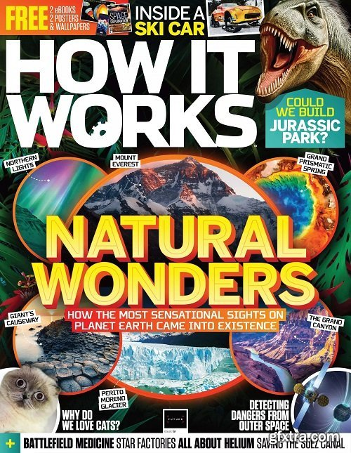 How It Works - Issue 151, 2021