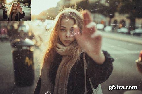 CreativeMarket - Film Dust Textures 4614837