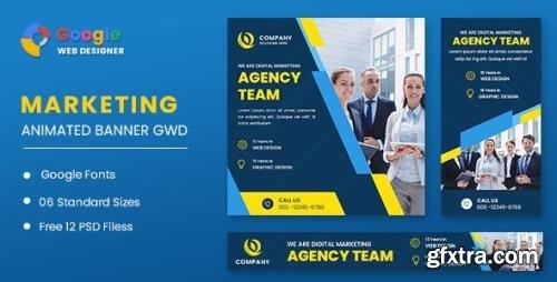 CodeCanyon - Digital Marketing Animated Banner GWD v1.0 - 32136207