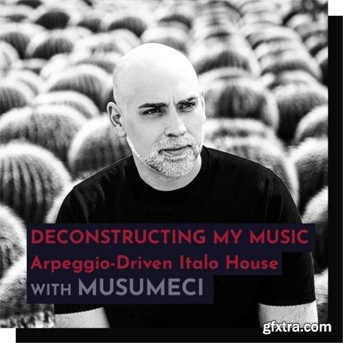 343 Pro Sessions Musumeci: Deconstructing My Music