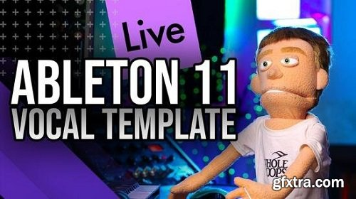 MyMixLab Ableton 11 Vocal Template