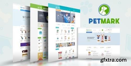 ThemeForest - PetMark v1.0.2 - Pet Care, Shop & Veterinary Magento 2 Theme - 21117407