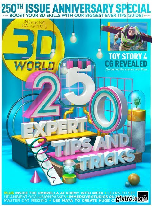 3D World - Issue 250