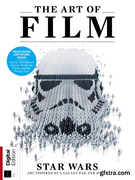 ImagineFX - The Art of Film, 4th Edition
